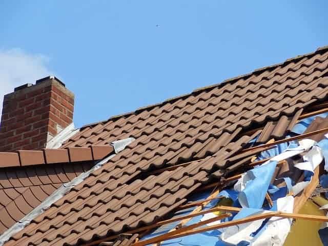 Invisible Tile Roof Damage