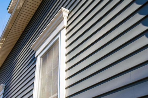 Vinyl Siding on House